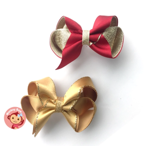 Petit Pack - Red Gold+Gold Edge Satin (Medium)