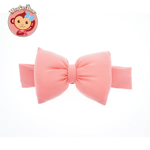 Pillow bow (headband)