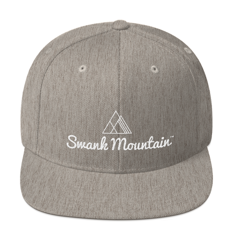 Swank Mountain snap back hat