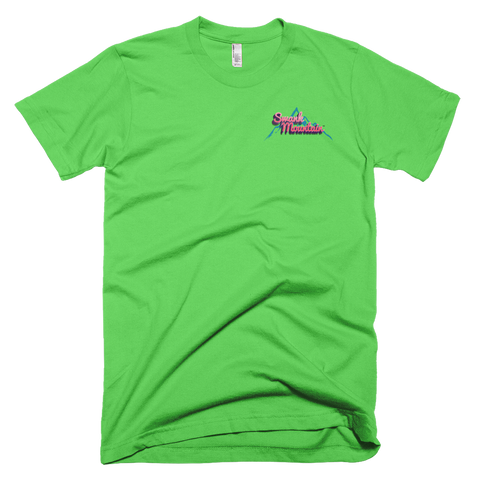 Retro Swank Mountain Tee