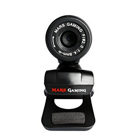 Gaming-webcam Tacens Mars MW1 HD 720p Clip Sort