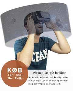 Virtuel Reality briller