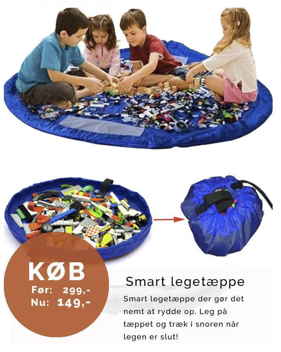 Smart legetæppe