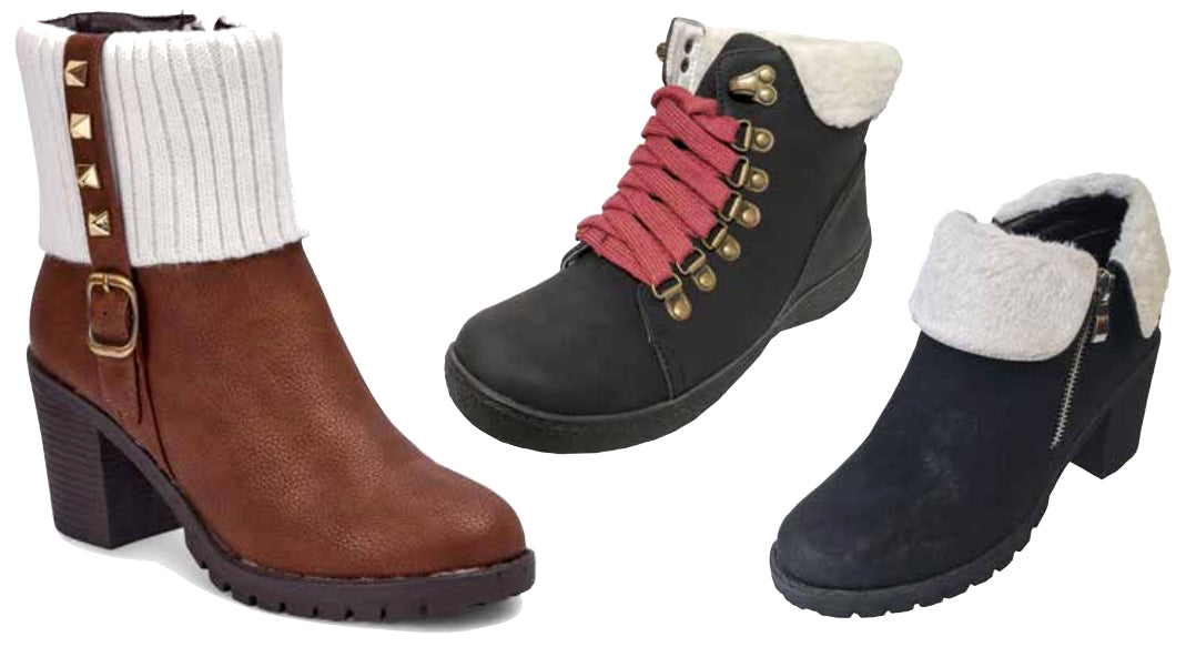 Footwear Insight Features Three Camtrade Shoes in February 2020 Boot Issue