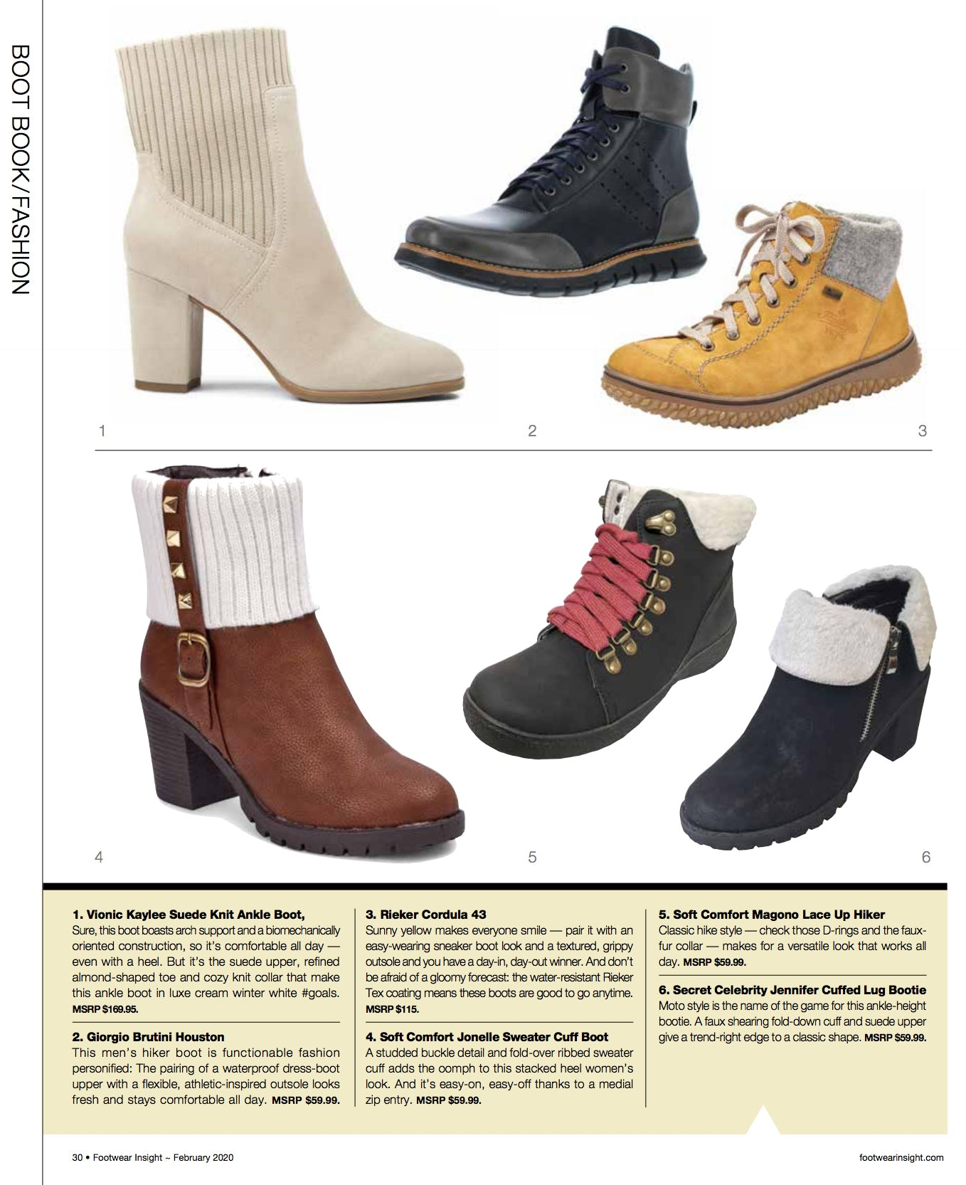 Footwear Insight Feb 2020