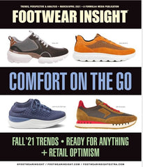 Cover Footwear Insight March