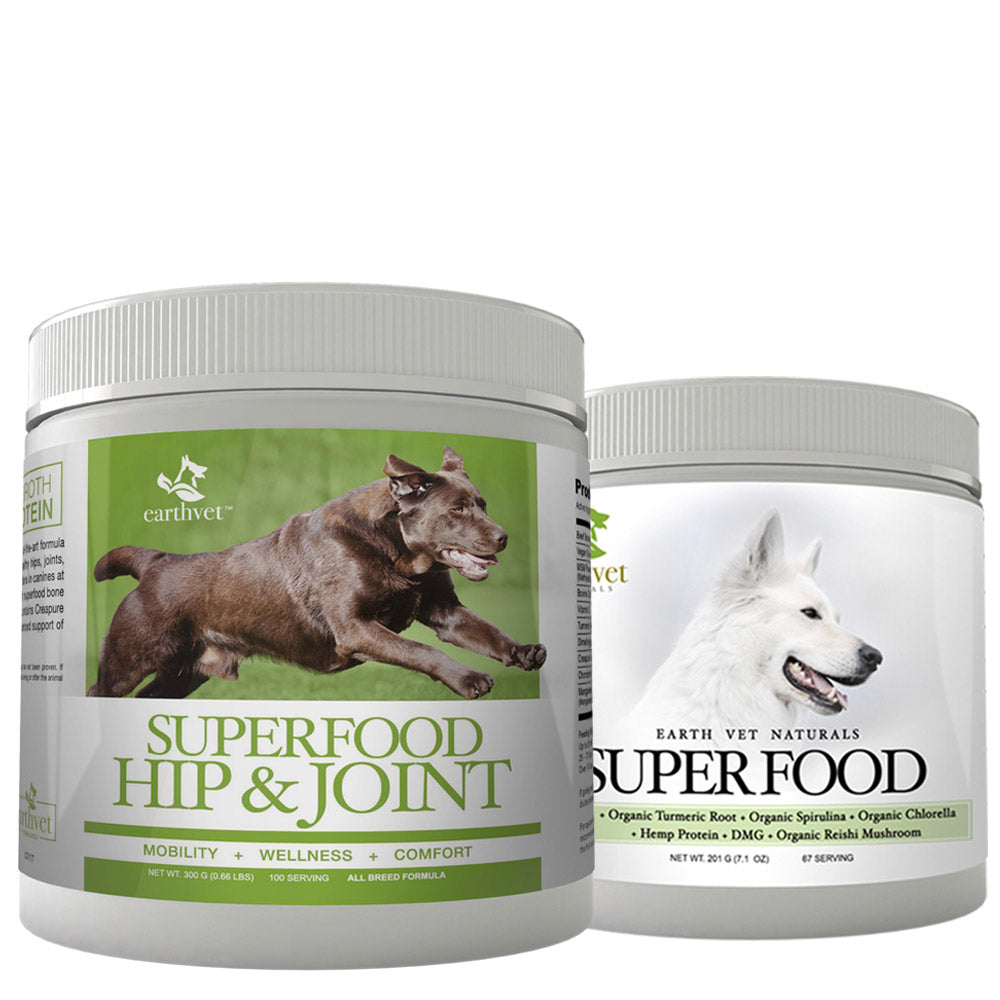 Hip & Joint Formula & Superfood (Combo)