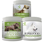 (3 Pack) Bone Broth, Superfood & Hip & Joint