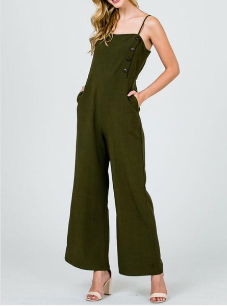 Overall Jumpsuit.
