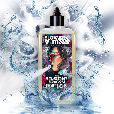 Blow White - The Reluctant Dragon Fruit Ice