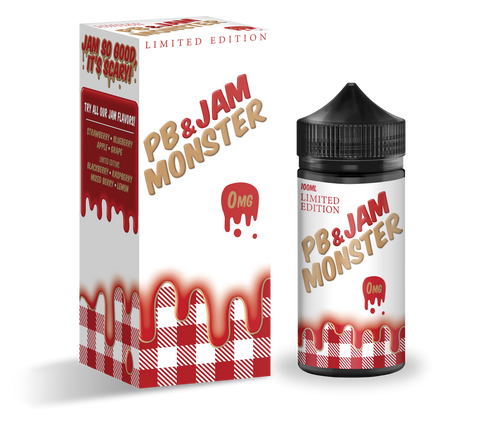 Jam Monster - PB & Jam - Limited Edition