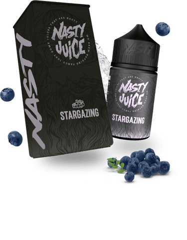 Nasty Juice (Berry Series) - Stargazing **FREE NIC SHOT**