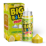 Big Bold - Fruity - Lemon Lime *FREE NIC SHOTS*