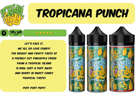 Tasty Candy - Tropicanna Punch