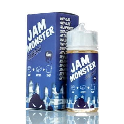 Jam Monster - Blueberry