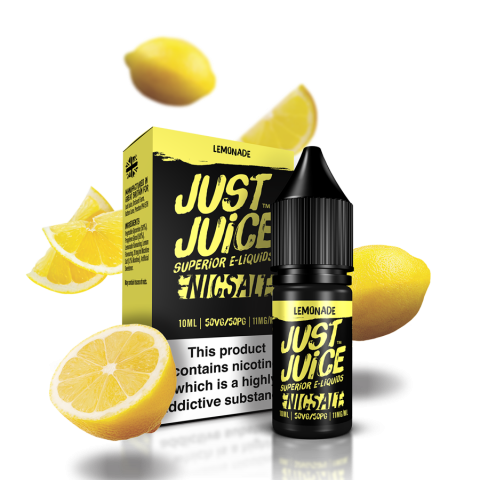 Just Juice - Lemonade - Salt 10mg / 20mg