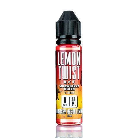 Lemon Twist X Strawberry Queen E Liquids - Strawberry Mason Lemonade