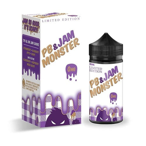 am Monster - PB & Grape - Limited Edition