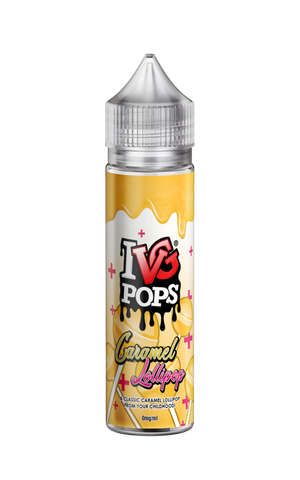 IVG Pops - Caramel Lollipop