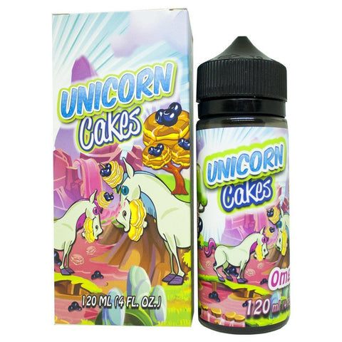 Vape Breakfast Classics - Unicorn Cakes