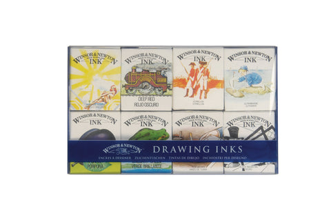 Winsor & Newton William Drawing Ink Set