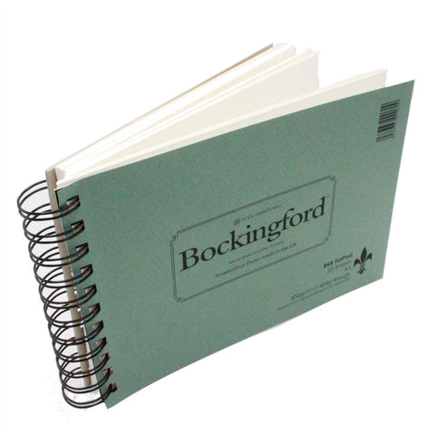 RK Burt Bockingford Watercolour Fat Pad 425gsm