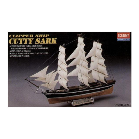 Academy 14110 Cutty Sark 1:350 Art Materials