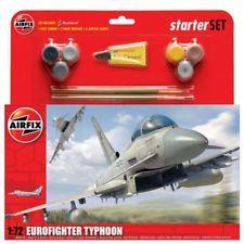 Airfix A50098 Eurofighter Typhoon 1:72 Art Materials