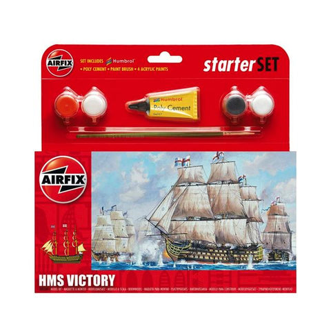 Airfix Hms Victory Starter Set - A55104 Art Materials