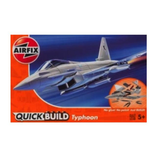 Airfix J6002 Quickbuild Typhoon Art Materials