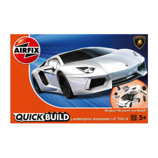 Airfix J6019 Quickbuild Lamborghini Aventador Lp 700-4 Art Materials