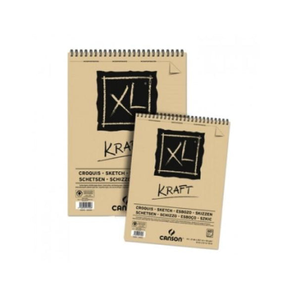 Canson Xl Kraft Pad Art Materials
