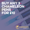 Chameleon Pen Art Materials