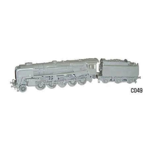 Dapol Class Br 9F 2-10-0 Evening Star Locomotive Kit - 00 Scale C049 Art Materials