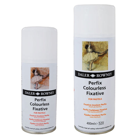Daler Rowney Perfix Colourless Fixative
