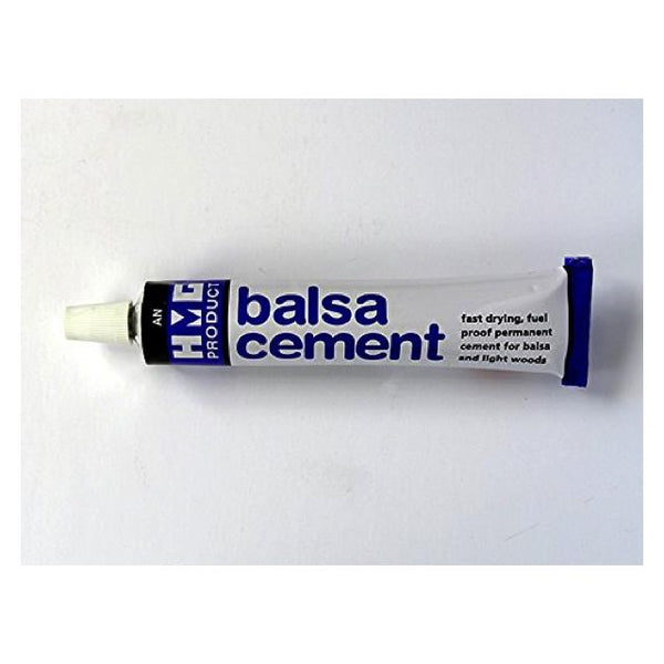 Hmg Balsa Cement - 24Ml Art Materials