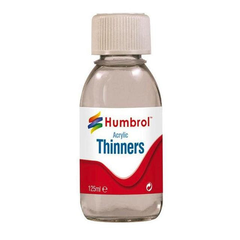 Humbrol Acrylic Thinners 125Ml Art Materials