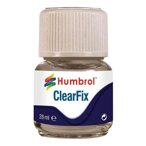 Humbrol Clearfix 28Ml Art Materials