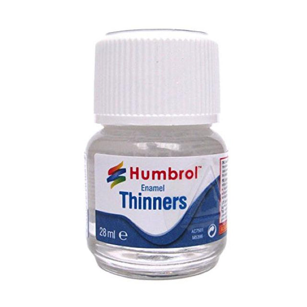 Humbrol Enamel Thinners 28Ml Art Materials