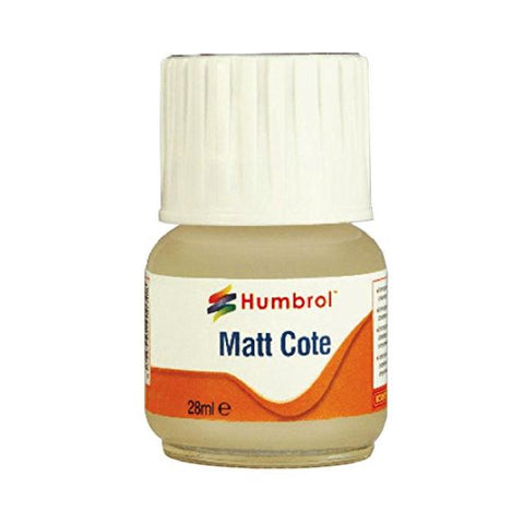 Humbrol Matt Cote 28Ml Art Materials