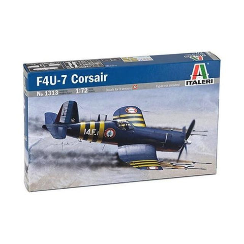 Italeri 1313 F4U-7 Corsair 1:72 Art Materials