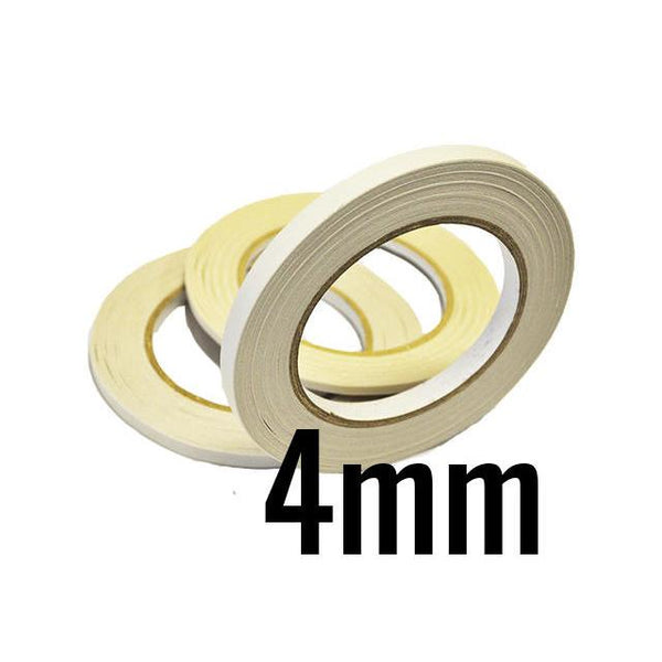 Payper Box Double Sided Tape 4Mm X 30M Art Materials