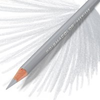 Prismacolor Coloured Pencil - Single Metallic Silver Art Materials