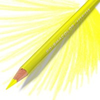Prismacolor Coloured Pencil - Single Neon Yellow Art Materials