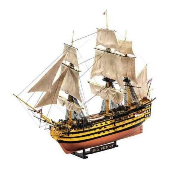 Revell 05767 Battle Of Trafalgar Set 1:225 Art Materials