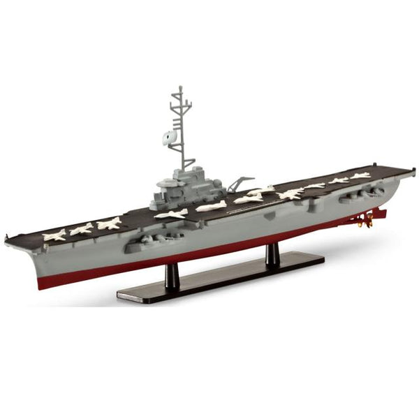 Revell 05898 French Carrier Clemenceau / Foch 1:1750 Art Materials