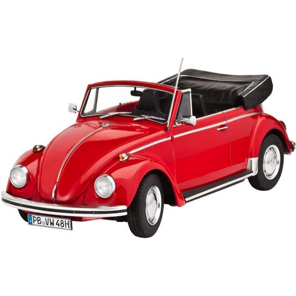 Revell 07078 Vw Beetle Cabriolet 1970 1:24 Art Materials