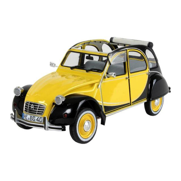 Revell 07095 Citroen 2Cv Charleston 1:24 Art Materials