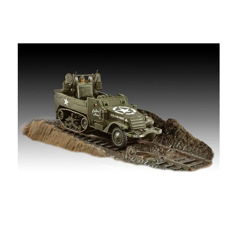 Revell M16 Halftrack Kit - 1:76 R03228 Art Materials
