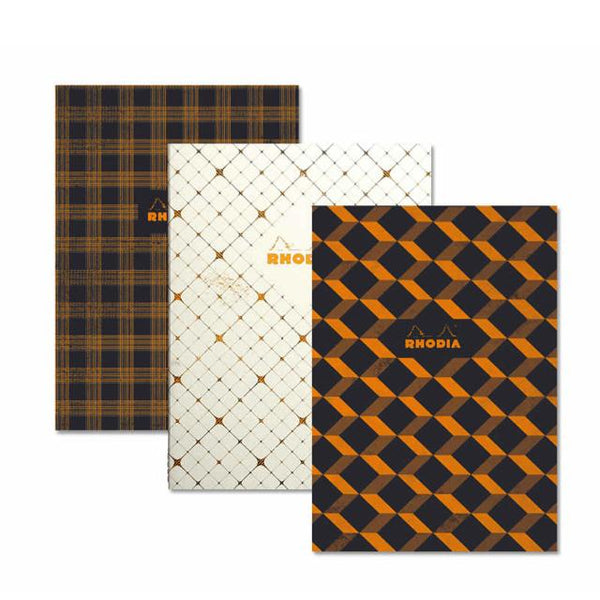 Rhodia Heritage Head Stapled Notepad Art Materials